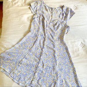ditsy floral summer dress never worn!